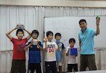 第6回北京くるくる会 for 小学生 in 東苑公寓