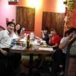 美味しい食事とキューブで楽しい3時間(第37回北京くるくる会 in フレーバープロミス)