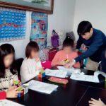 中国の超早期教育(第81回北京くるくる会 in 石景山八大处)
