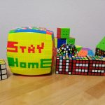 ステイホーム週間は立体パズルで決まり!